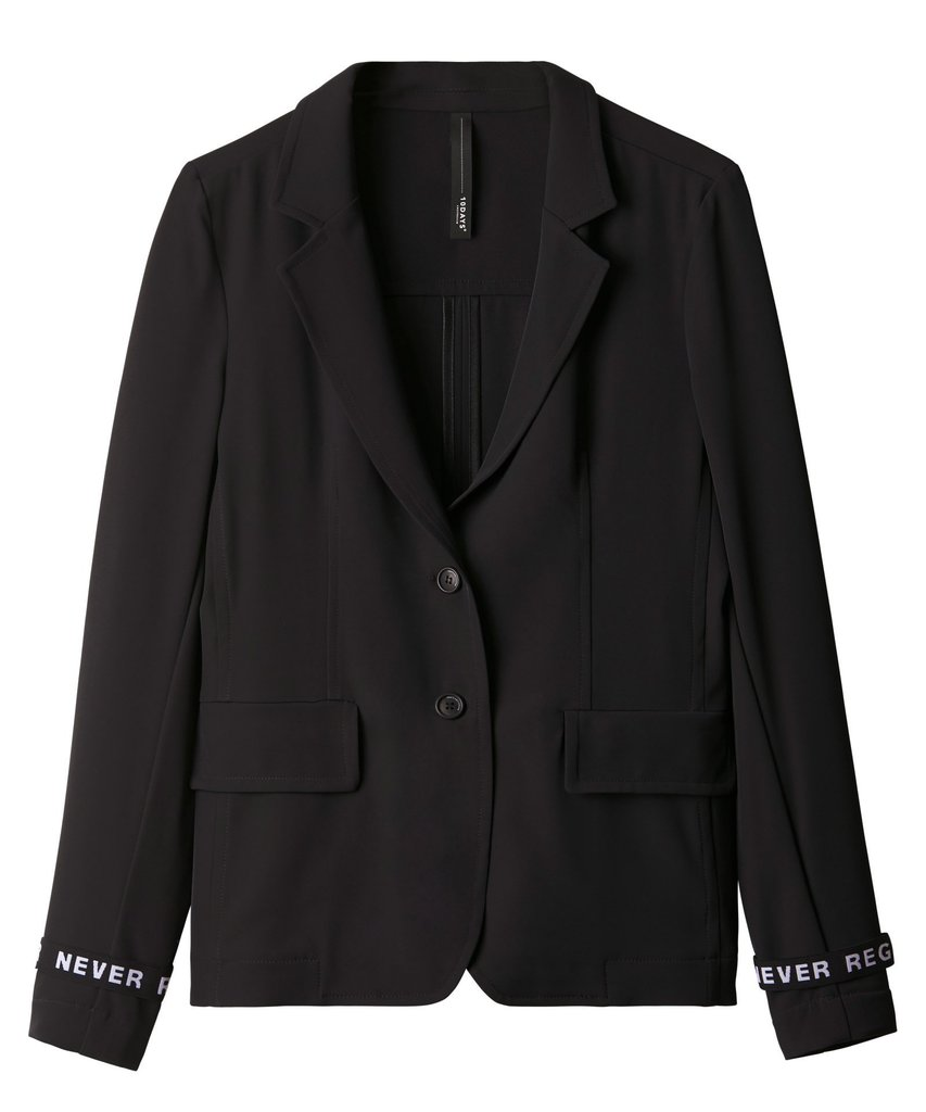 blazer tape in black - 10days
