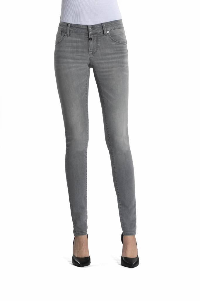 jeans gina in grau - c.o.j. denim