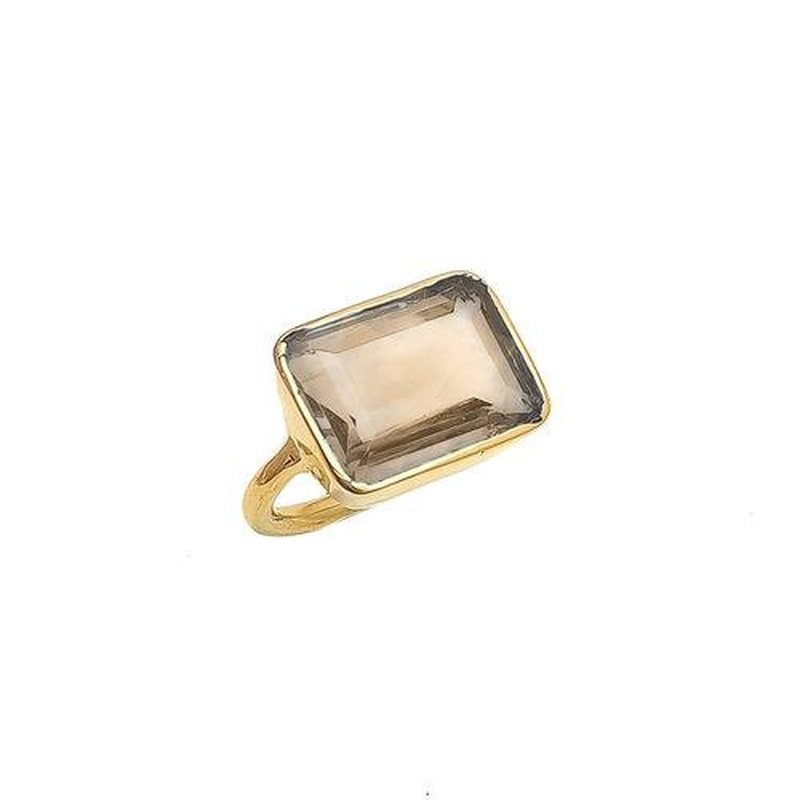 ring lenny smoky hydro - shyla jewellery