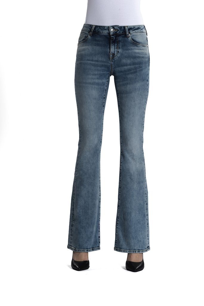 jeans laura dark blue - c.o.j.