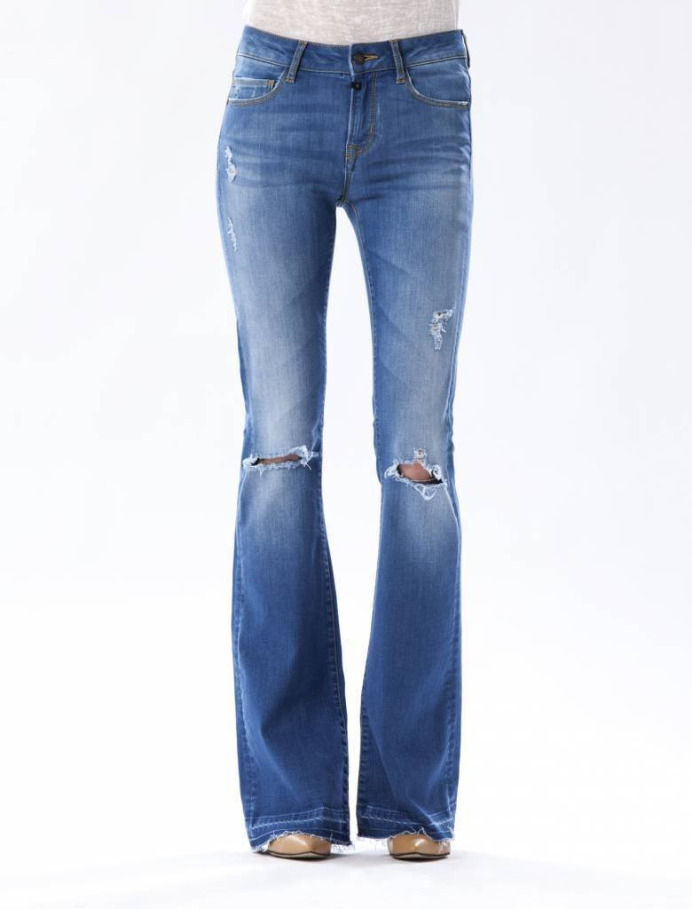jeans laura in bright vintage - c.o.j. denim